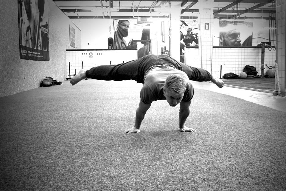 Bliv stærk med kropsvægtstræning