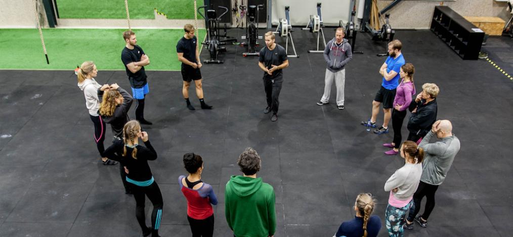 personlig træner i københavn og online forløb