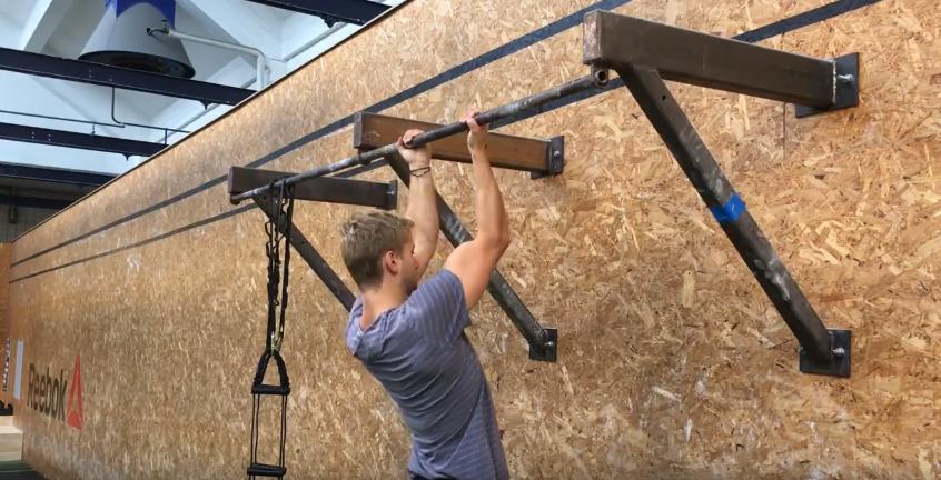 6 øvelser til at mestre chin ups og pull ups