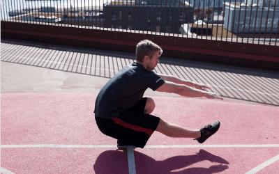 Pistol Squat: Sådan lærer du at lave ét bens squat