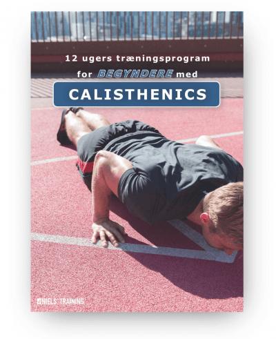12 ugers træningsprogram for begyndere med calisthenics