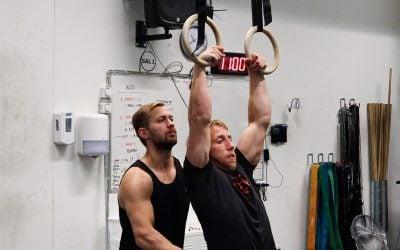 GUIDE: Sådan lærer du muscle ups