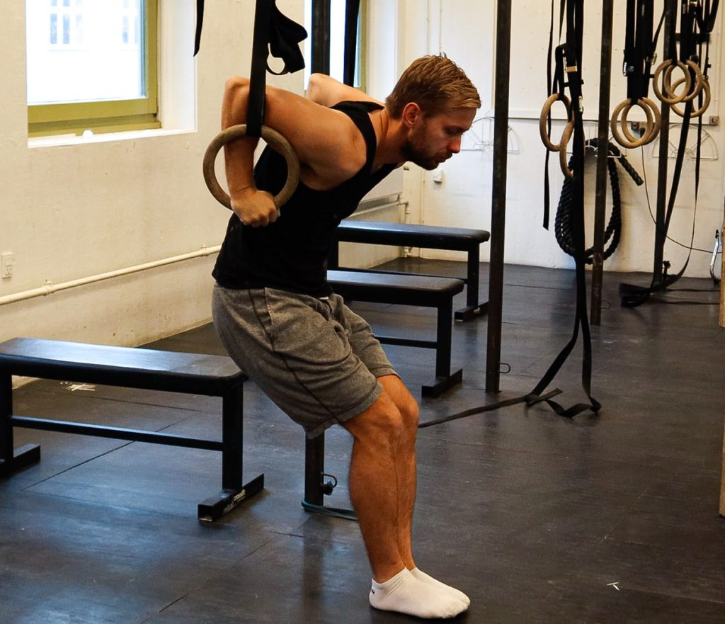 ring transition til muscle up